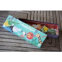 My Jungle Puzzle: een grote puzzel voor kleine handjes