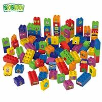BioBuddi bouwblokken 100 stuks