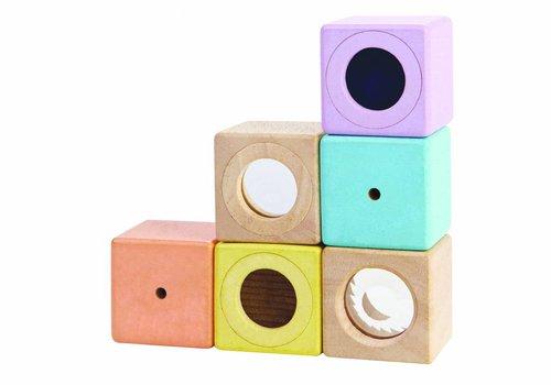 Plan Toys Zintuigblokken