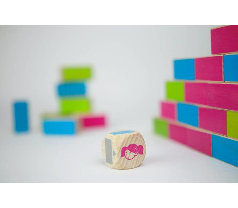 Milaniwood gezelschapsspel Wall to Wall