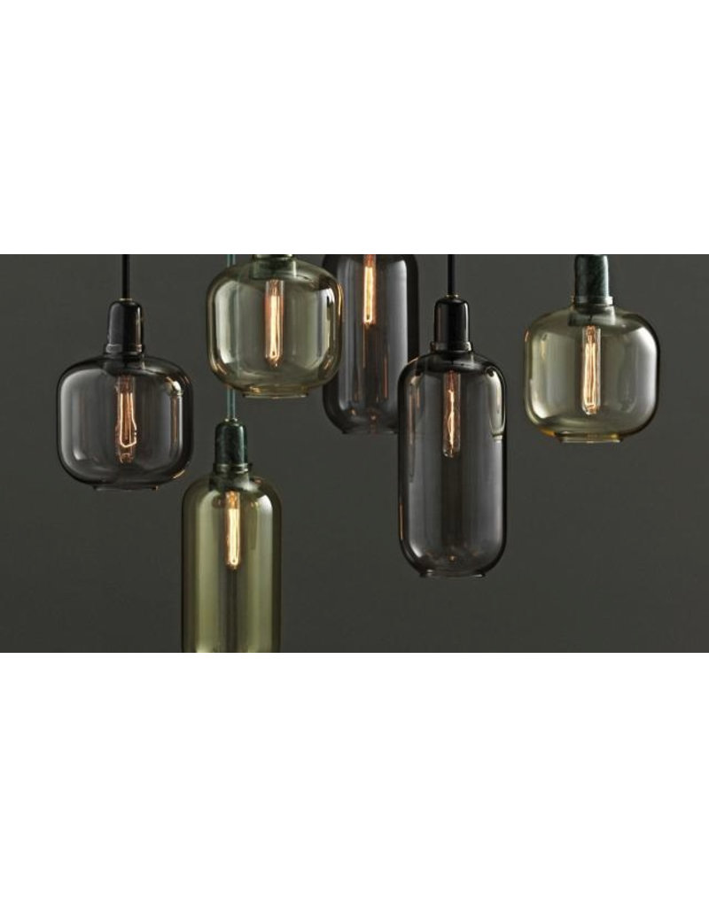 verlichting Amp Lamp S Black
