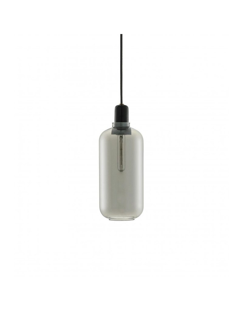 verlichting Amp Lamp L Black