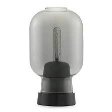 verlichting Amp Table Lamp Black