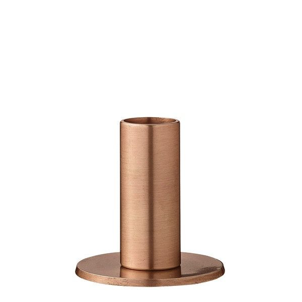 kaarshouders Bloomingville Copper Candlestick