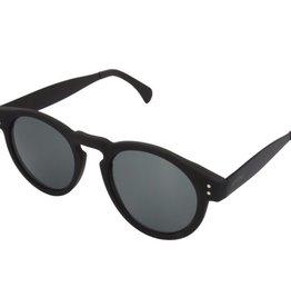 zonnebrillen KOMONO CLEMENT METAL SERIES BLACK