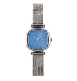 uurwerken KOMONO MONEYPENNY ROYALE SILVER LIGHT BLUE