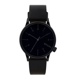 uurwerken KOMONO WINSTON REGAL ALL BLACK