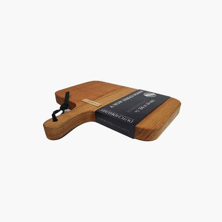 Keukengerei BREAD BOARD XS RECTANGULAR (SOLID OAK, OILED)