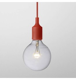 verlichting E27 rood