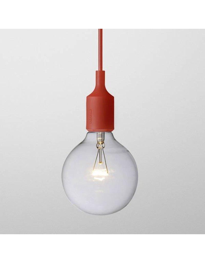 verlichting e27 rood verlichting