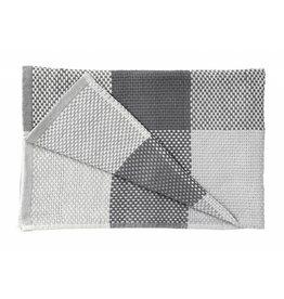 textiel Loom Throw Grey 130/180
