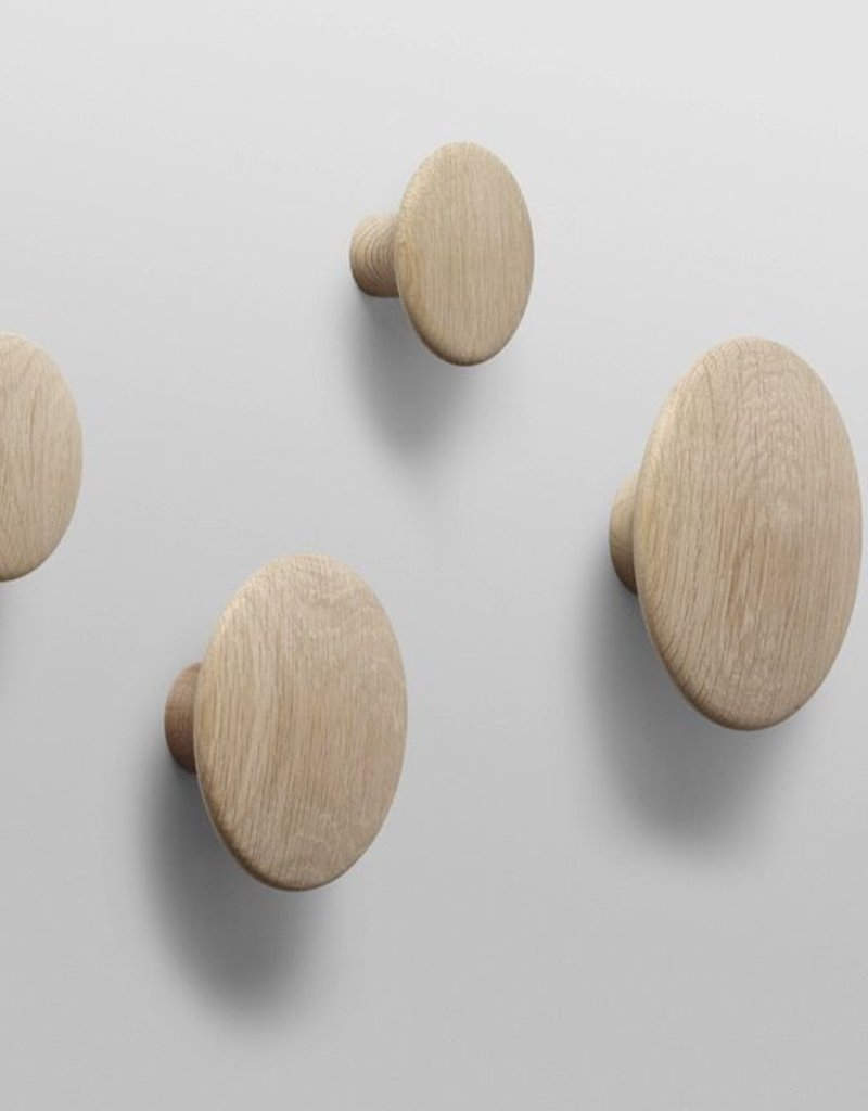 accessoires The Dots - Natural Oak