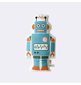 kussens Mr. Large Robot Cushion
