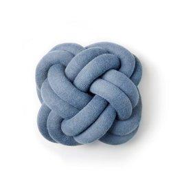 kussens KNOT BLUE