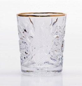 Keukengerei Cocktail glas old fashion goud