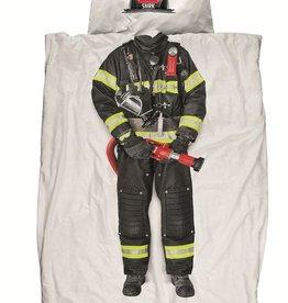 textiel Firefighter dekbed 140/220