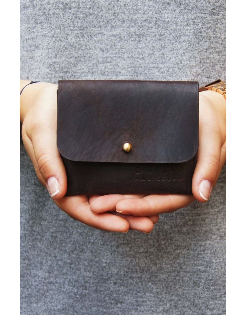 accessoires O MY BAG CARDHOLDER ECO DARK BROWN