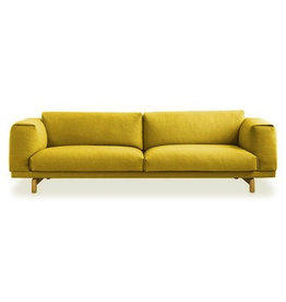 zetels Rest Sofa 3 seater