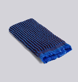 textiel HAY WAFFLE GUEST TOWEL BLUE