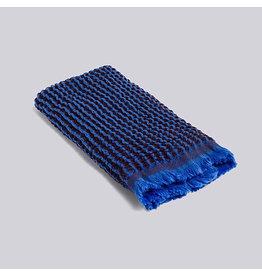 textiel HAY WAFFLE GUEST TOWEL BLUE