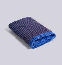 textiel HAY WAFFLE TOWEL BLUE