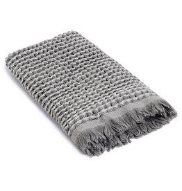 textiel HAY WAFFLE TOWEL LIGHT GREY