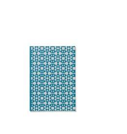 Papierwaren NOTEBOOK SOFTCOVER A5 FACETS PETROL