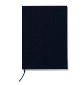 Papierwaren NOTEBOOK HARDCOVER A4 GRAPH NAVY BLUE/PETROL