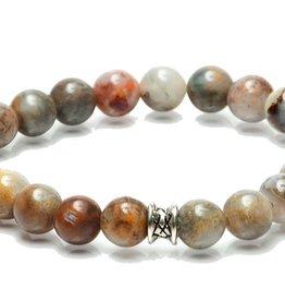 Juwelen MUSTHAVE 8MM CRAZY GREY S