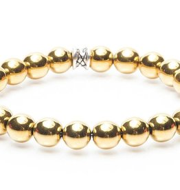 Juwelen MUSTHAVE 8MM GOLD XS