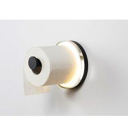 badkamer accessoires L-HOP 2 BLACK LED 3000K/3W