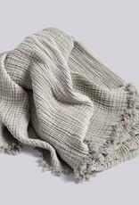 plaids CRINKLE SILVER 210X150