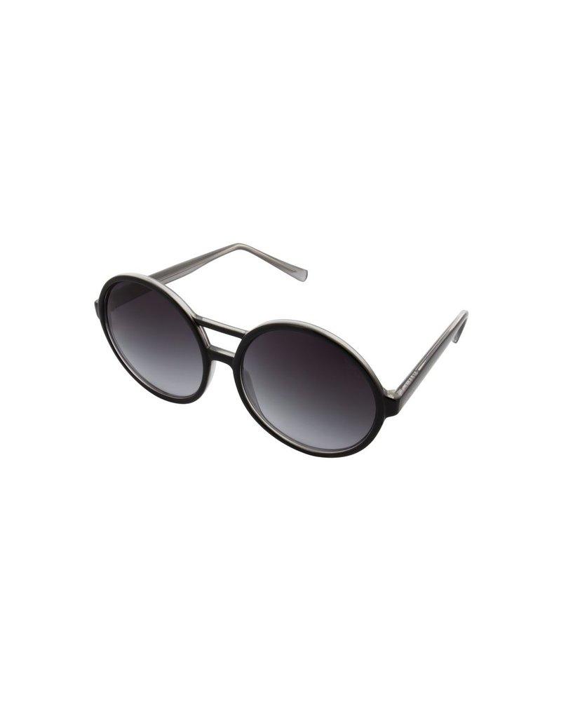 zonnebrillen COCO BLACK / ZILVER