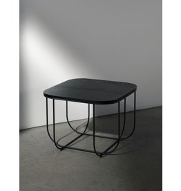 salontafel FUWL CAGE TABLE BLACK/DARK ASH