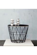 salontafel Wire Basket Top medium