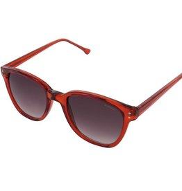 zonnebrillen KOMONO RENEE SCARLET RED
