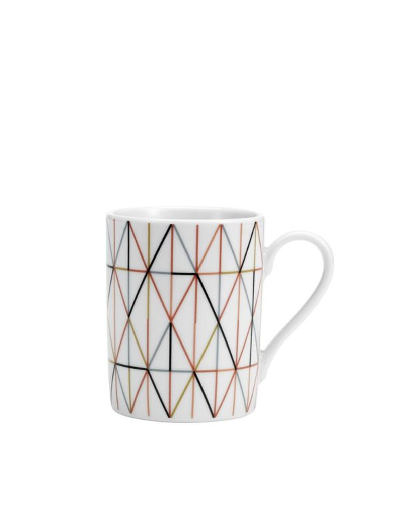 Keukengerei COFFEE MUG GRID MULTITONE