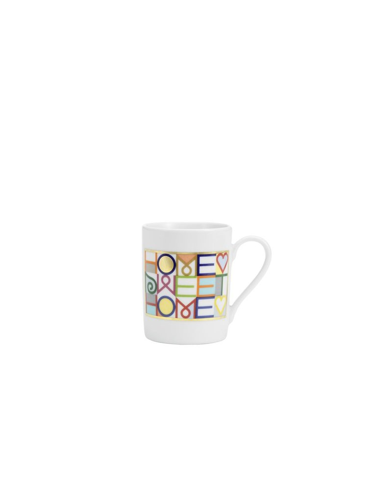 Keukengerei COFFEE MUG HOME SWEET HOME