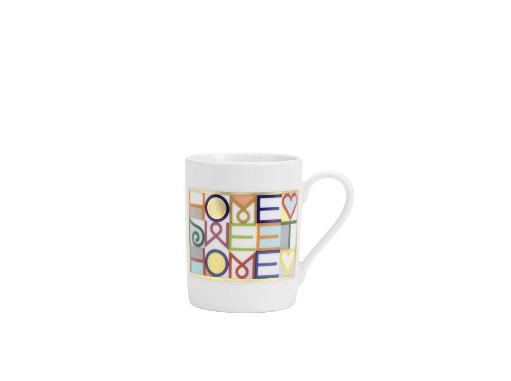 Keukengerei COFFEE MUG HOME SWEET HOME