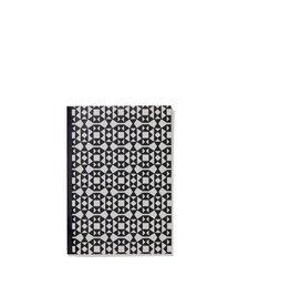 Papierwaren NOTEBOOK SOFTCOVER A5 FACETS BLACK