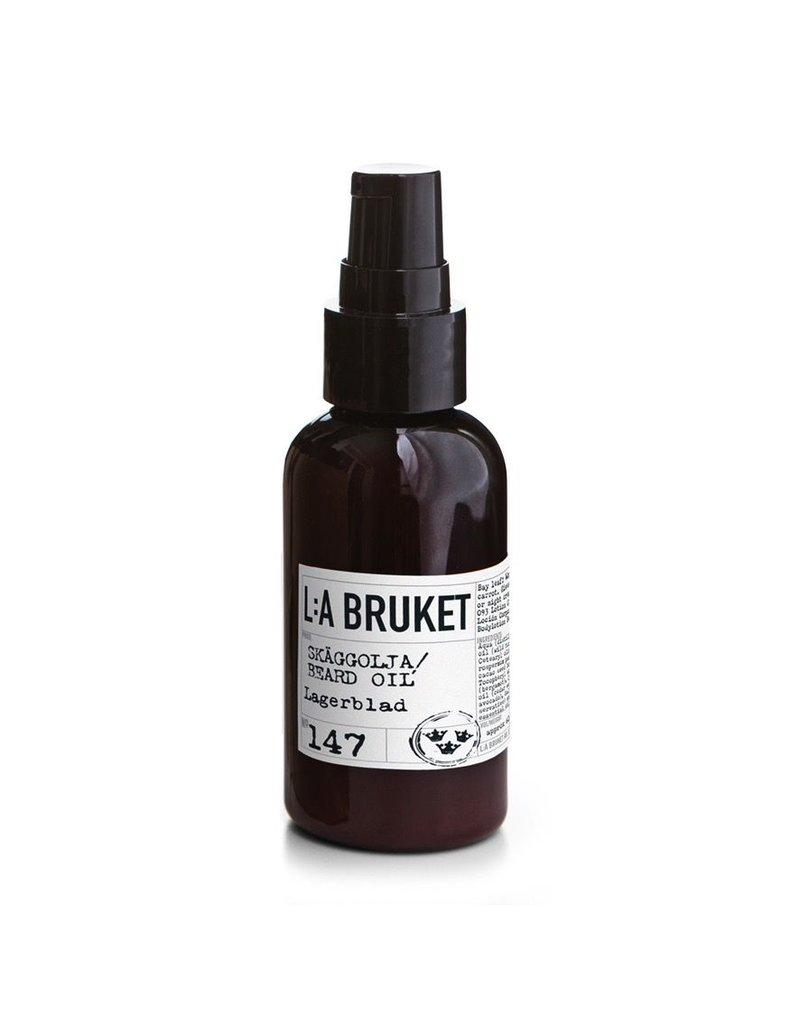 ZEPEN & CREME beard oil 60ml laurel leaf n°147