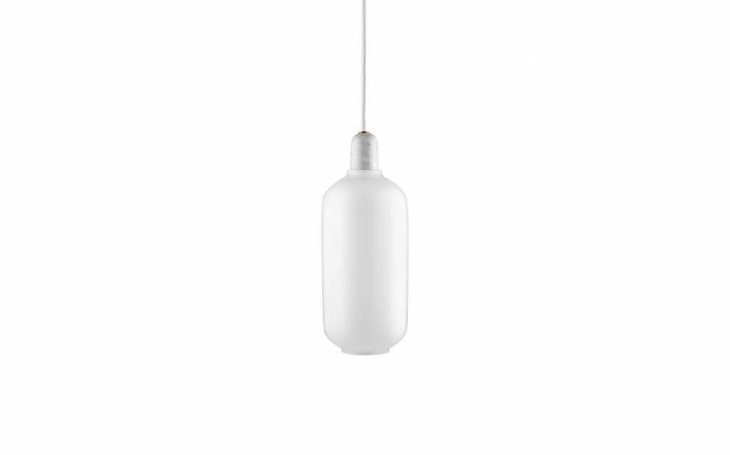 verlichting Amp Lamp Large White/White