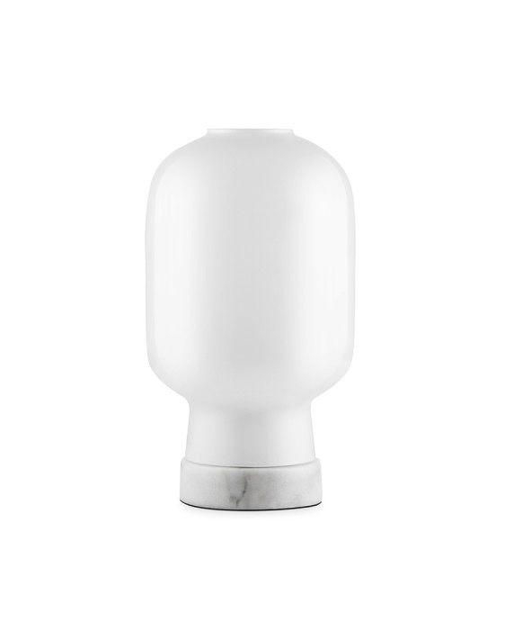 verlichting Amp Table Lamp White/White