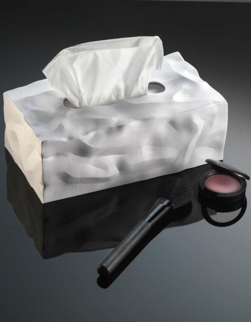 accessoires WIPY 2 TISUE BOX WHITE