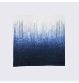 textiel PEN COTTON NAPKINS BLUE (SET OF 4)
