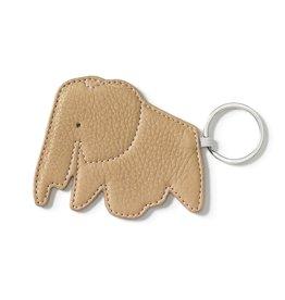 Gadgets KEY RING ELEPHANT NATURAL