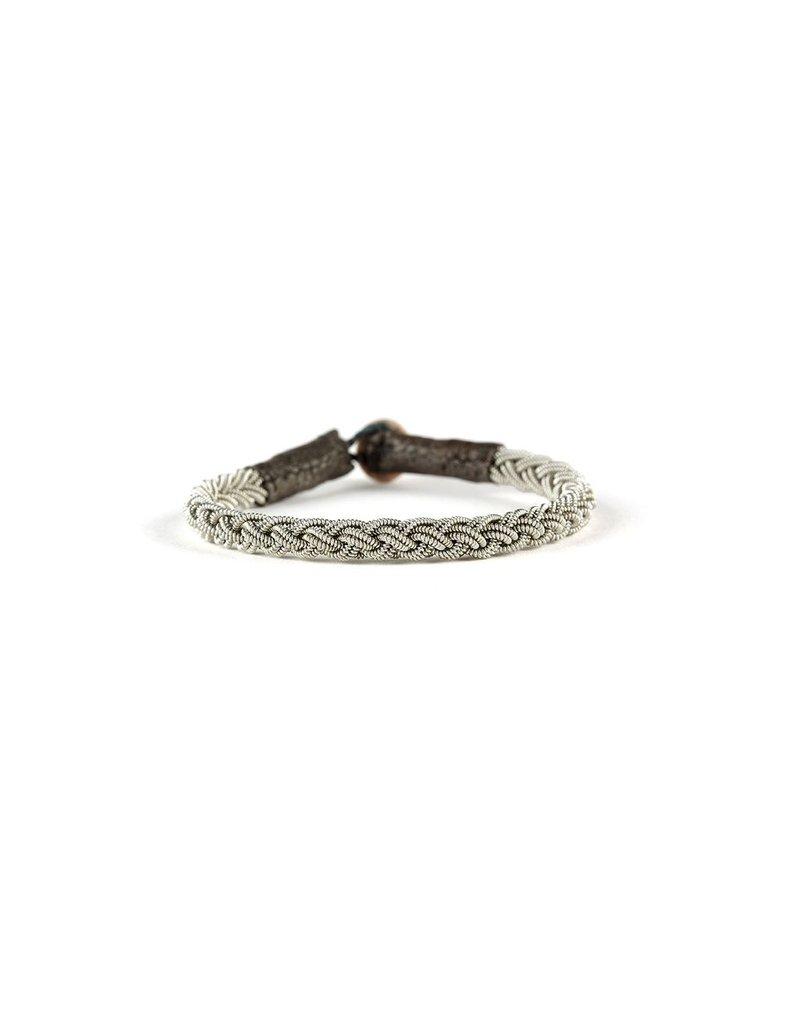Juwelen BARCKA CROCO GREY S19