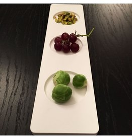 food&drinks SERVEERBLAD MET 3 ZONES