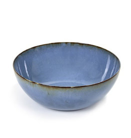 Servies SALAD BOWL SMOKEY BLUE