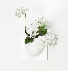 bloempotten VERTIPLANTS WHITE